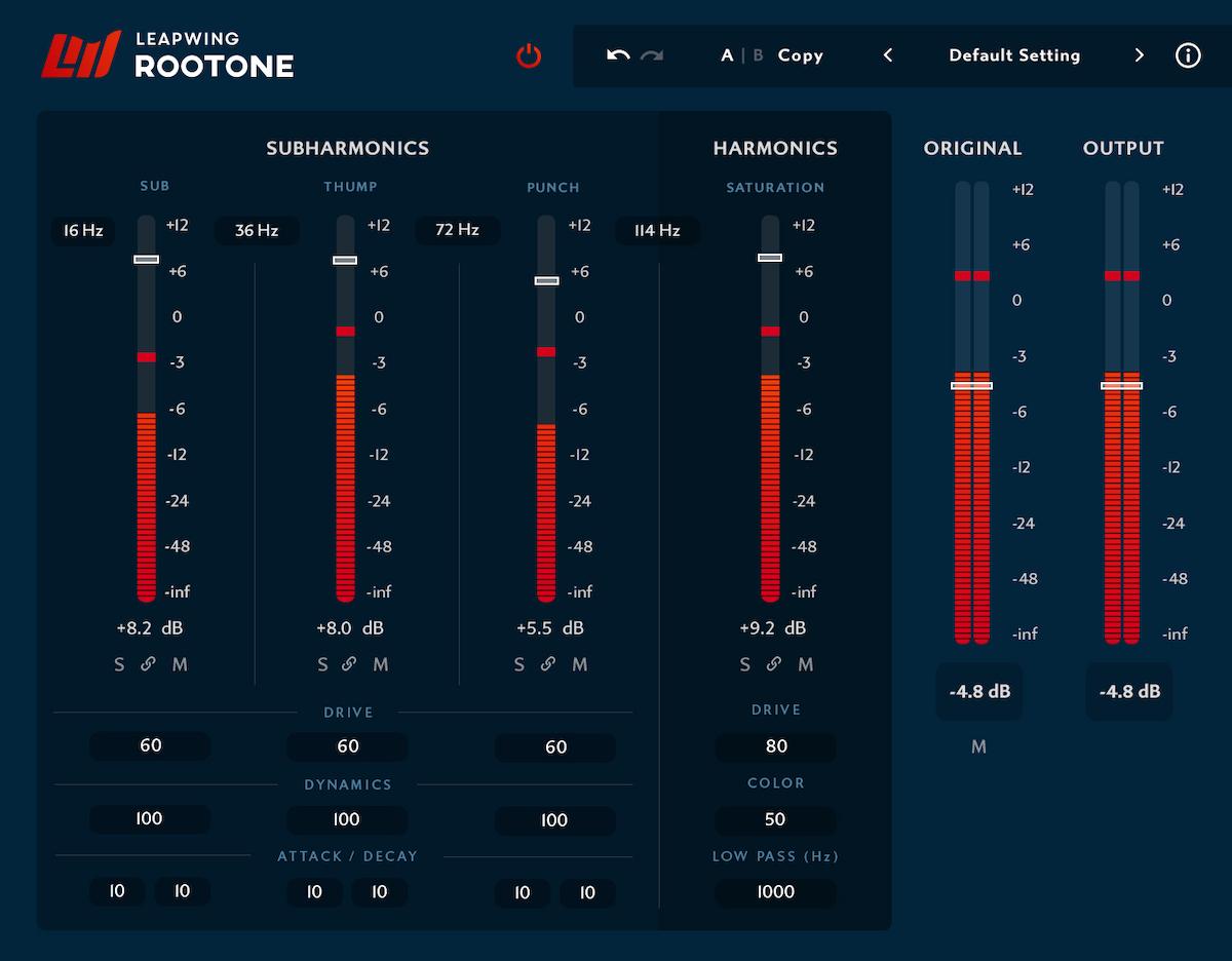 RootOne UI